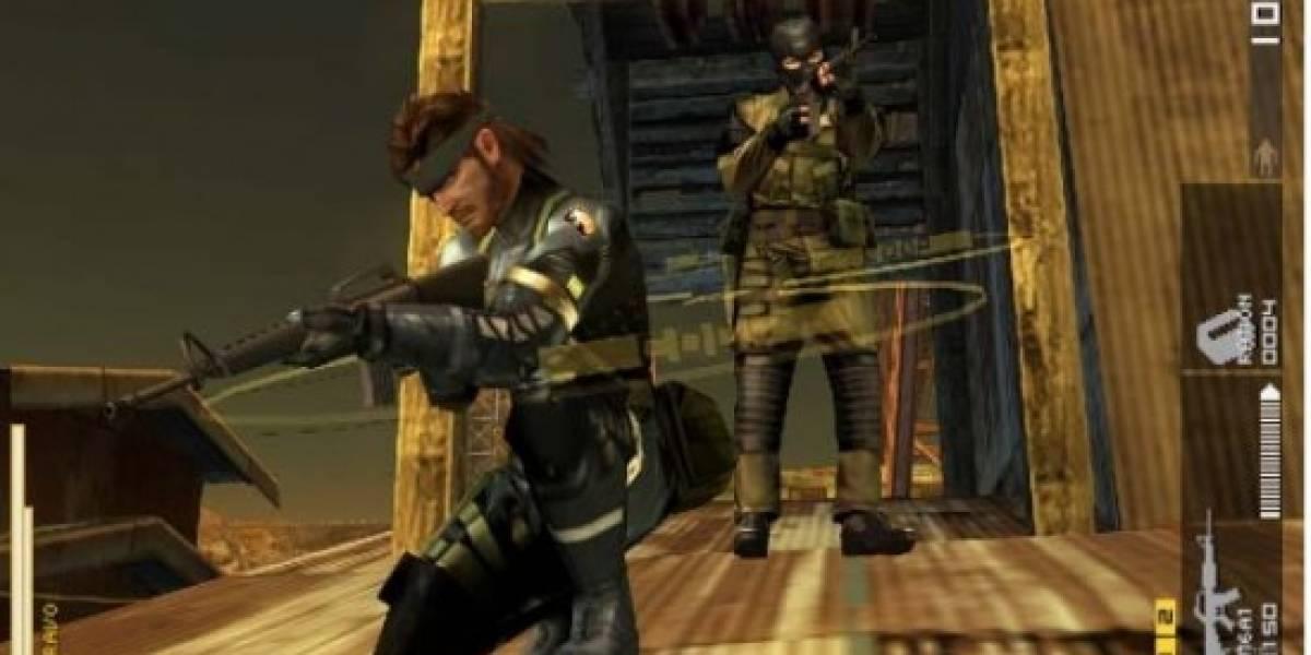 Konami se molesta con Kotaku por controversia con reseña de Metal Gear