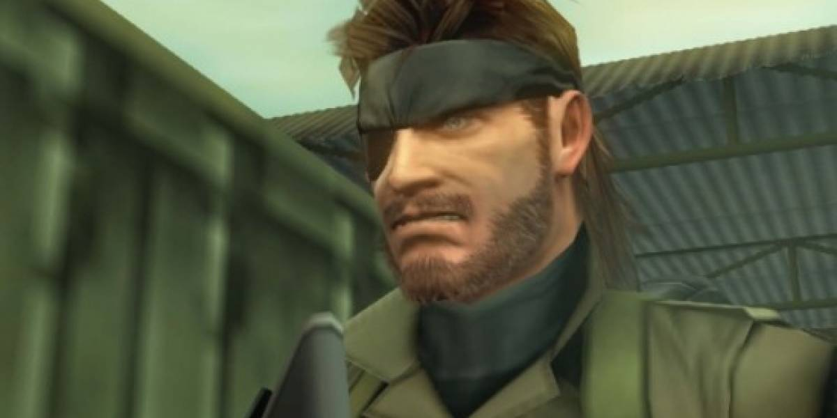 Nuevo trailer de Metal Gear Solid: Peace Walker