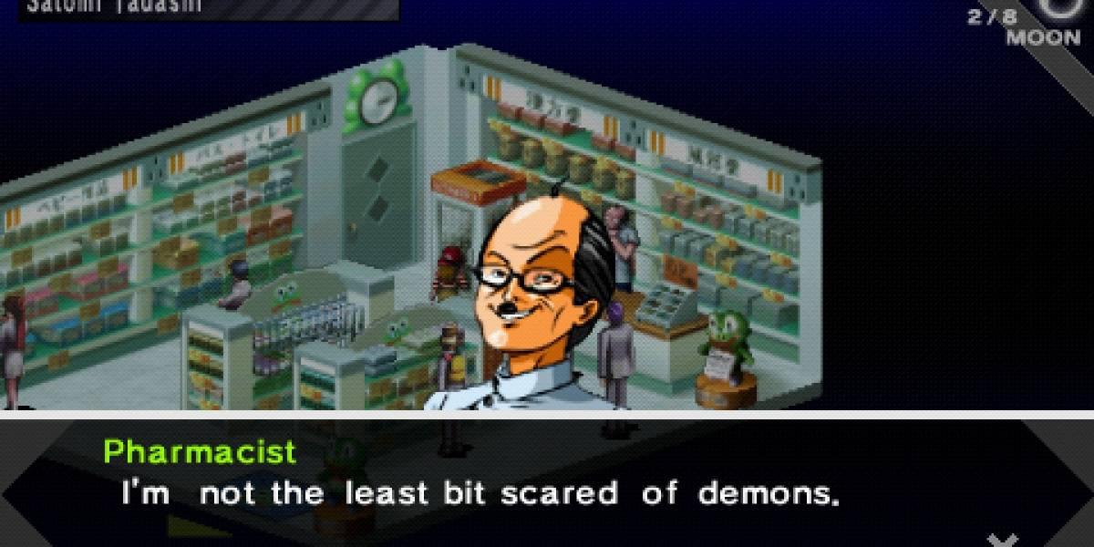 Shin Megami Tensei: Persona llegará al PSP