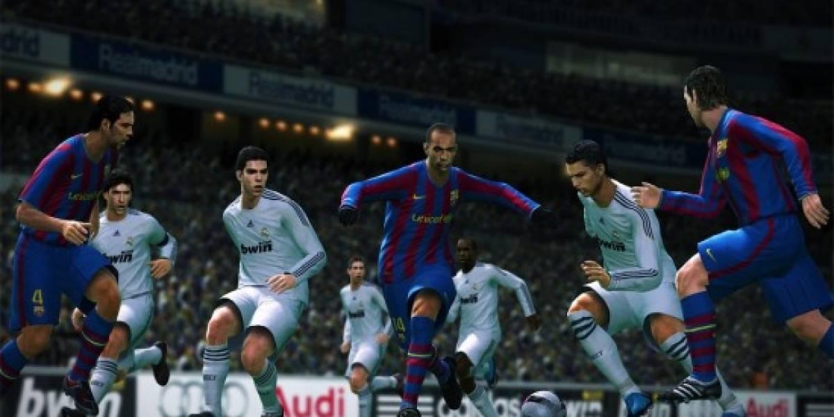 Pro Evolution Soccer 2010 a primera vista