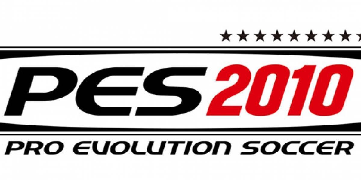 PES 2010 recibirá su primera actualización