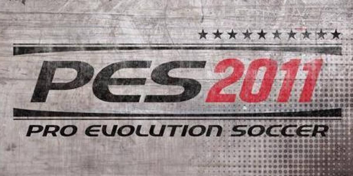 PES 2011 ya tiene fecha de lanzamiento