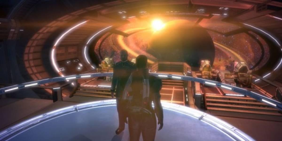 Imágenes y problemas de Pinnacle Station, la nueva expansión de Mass Effect