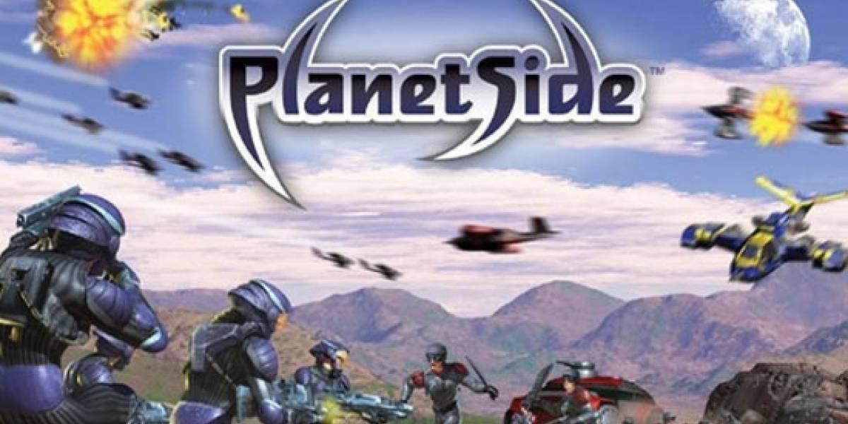Futurología: Secuela de PlanetSide en camino