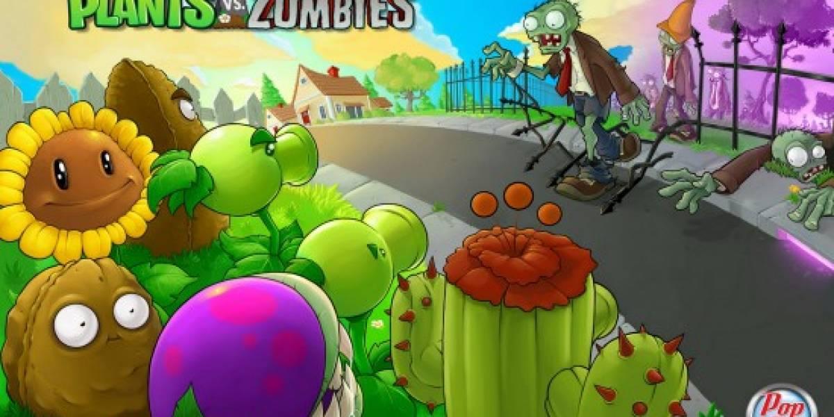 Plants vs. Zombies de XBLA tendrá modo versus y cooperativo [Actualizado]