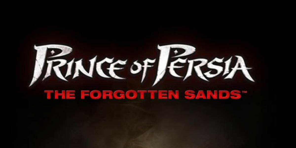Algunos detalles de Prince of Persia: The Forgotten Sands