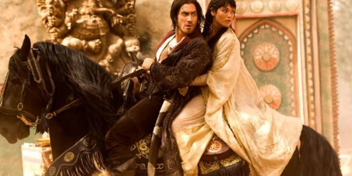Nuevas imágenes de Prince of Persia: The Sands of Time