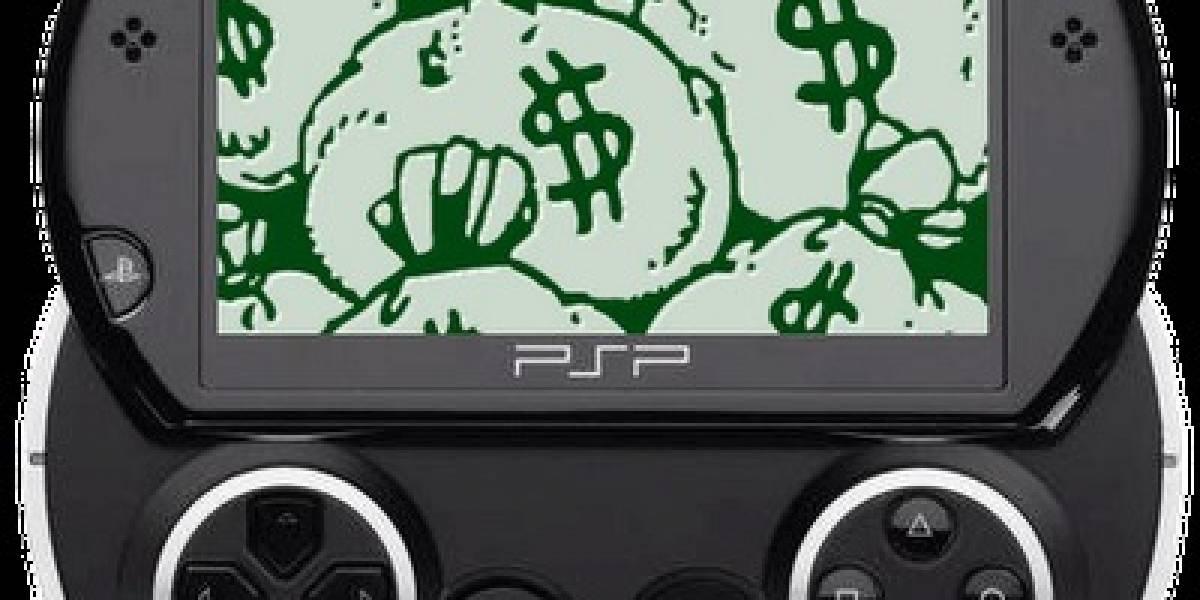 Al PSP Go le va bien durante su primer semana a la venta en el Reino Unido