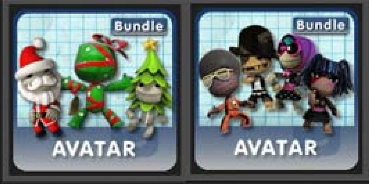 PSN recibe la primera tanda de avatares premium
