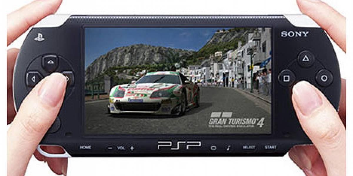 Se vienen nuevas PSP el 2007