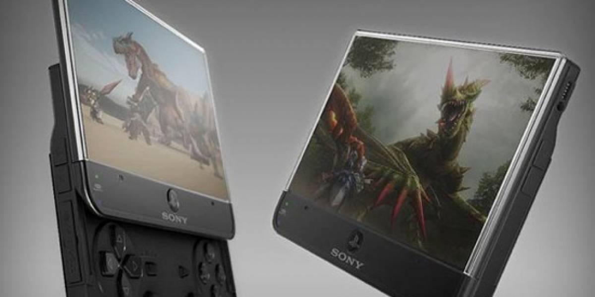 Futurología: PSP touchscreen en camino muy, pero muy pronto