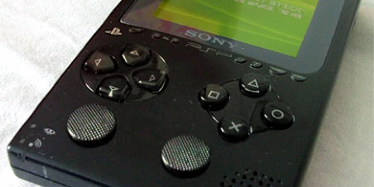 El anuncio de PSP-4000 fue un error, según A4T
