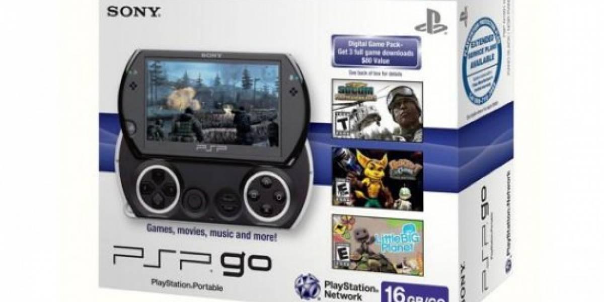 Ofertas para PSP en todos los precios, modelos y packs