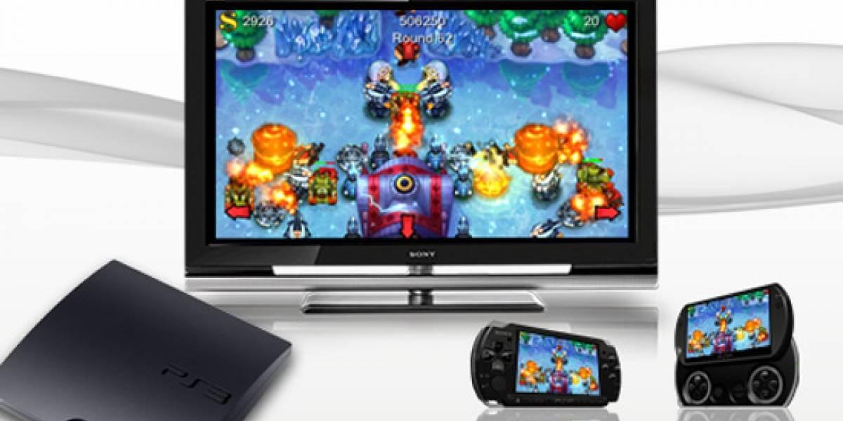 Los PSP Minis se podrán jugar en PS3 antes de Navidad