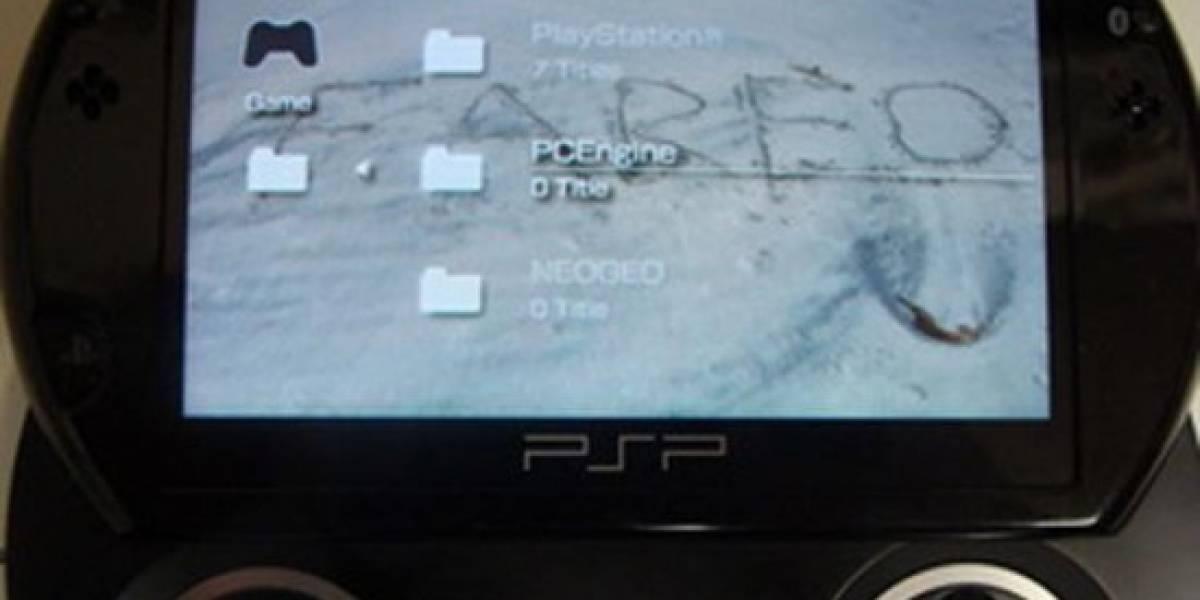 Futurología: Juegos de Neo Geo y PCEngine para PSP