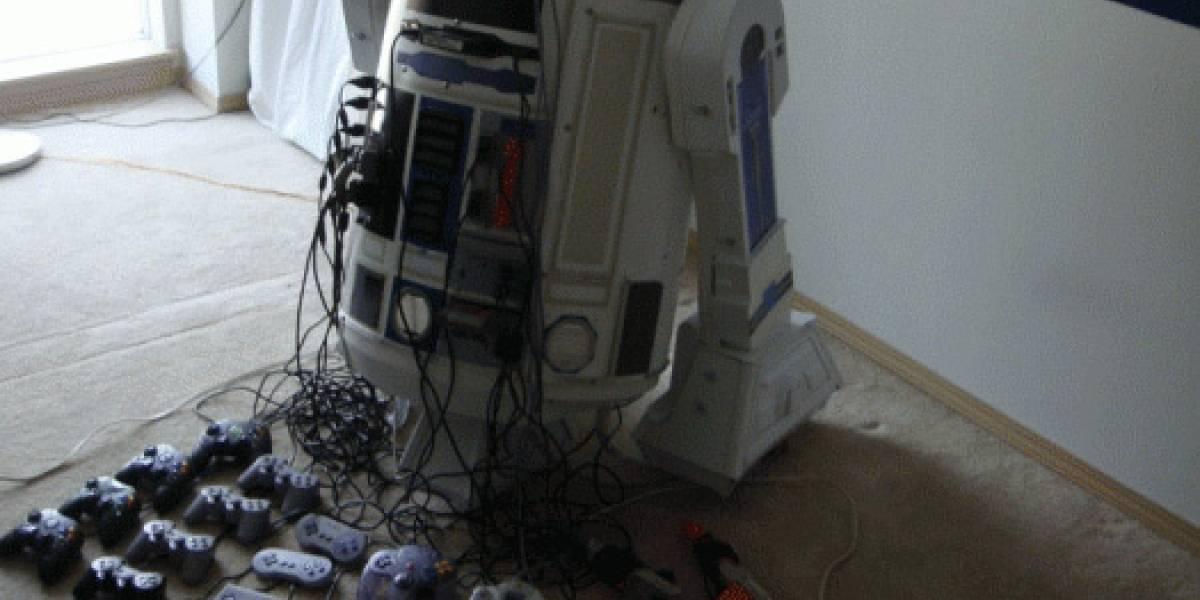 El R2-D2 que todo jugador debería tener en casa