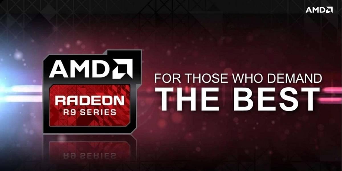 AMD lanzará su nueva generación de GPUs entre abril y junio 2015