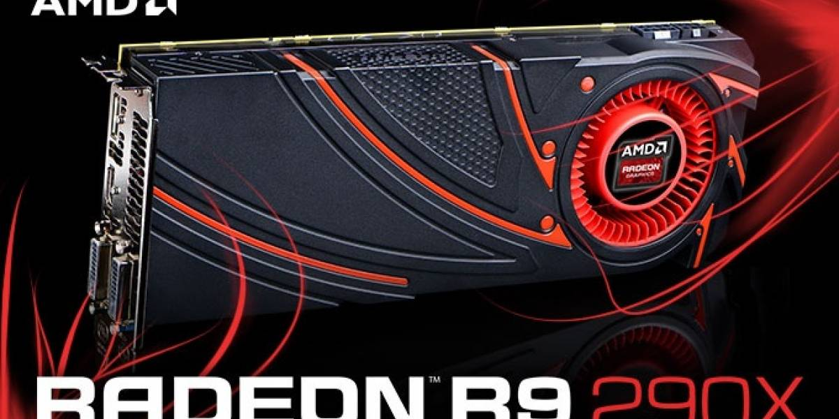 AMD recorta el precio de sus tarjetas Radeon R9 290X