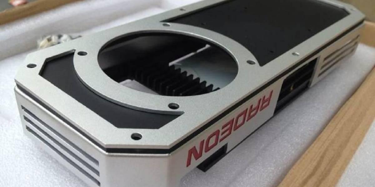 Se filtra imagen de la cubierta de las tarjetas gráficas AMD Radeon R9 390 Series