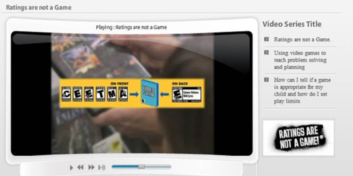 Activision lanza campaña para promover la clasificación de los juegos