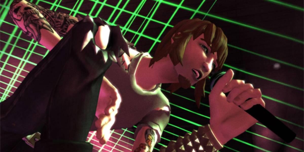 Nuevas Canciones para RockBand 2 Wii