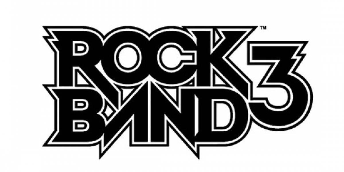 Harmonix revela más artistas que estarán en Rock Band 3 [Comic-Con 10]