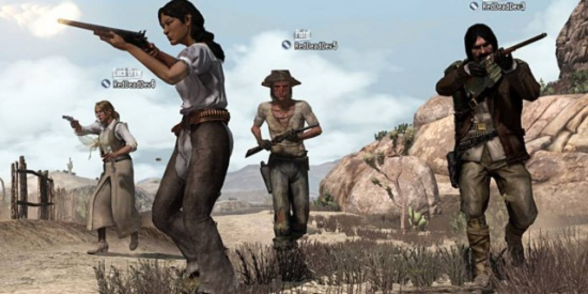 Red Dead Redemption ofrecerá doble experiencia este fin de semana