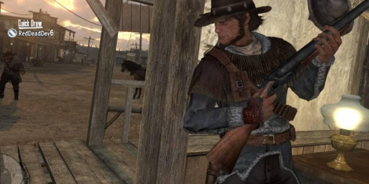 Los logros/trofeos del DLC Legends and Killers para Red Dead Redemption