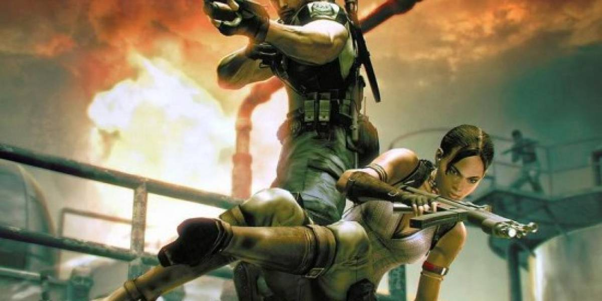 Resident Evil 5 tendrá Move este septiembre [gamescom 2010]