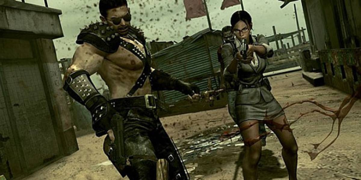 Detalles de Resident Evil 5: Alternative Edition