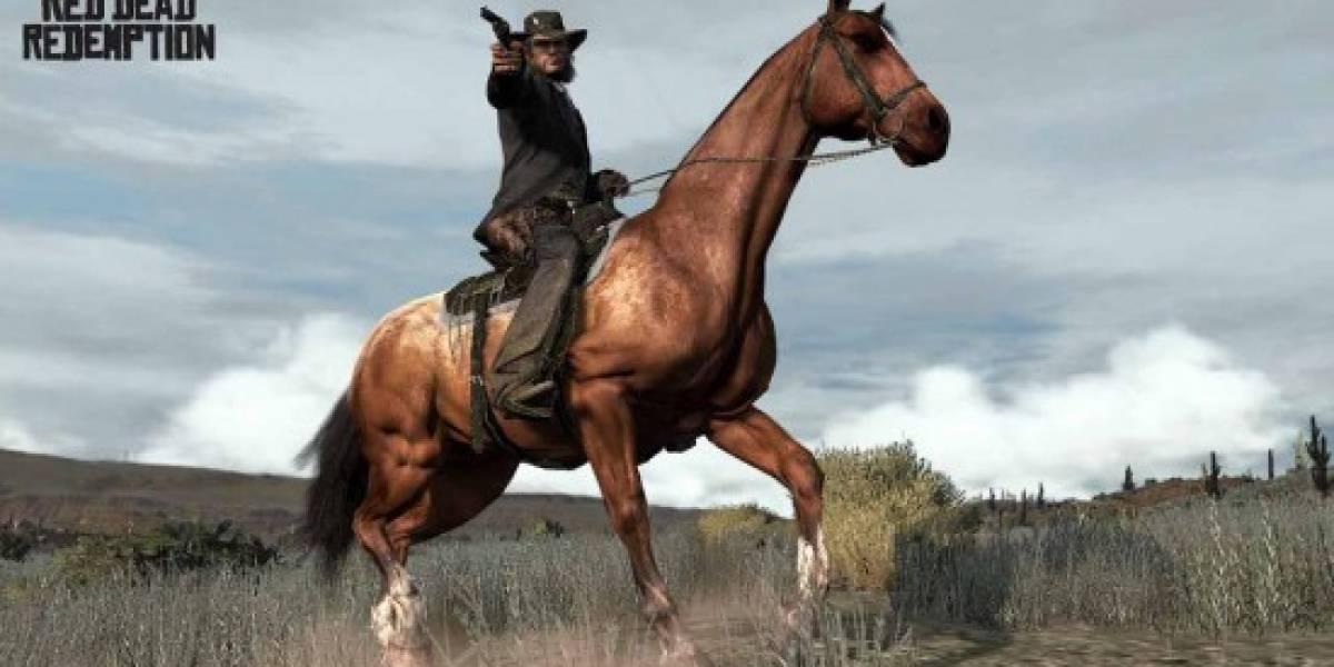 Red Dead Redemption tendrá una nueva actualización (anti tramposos y violentos)