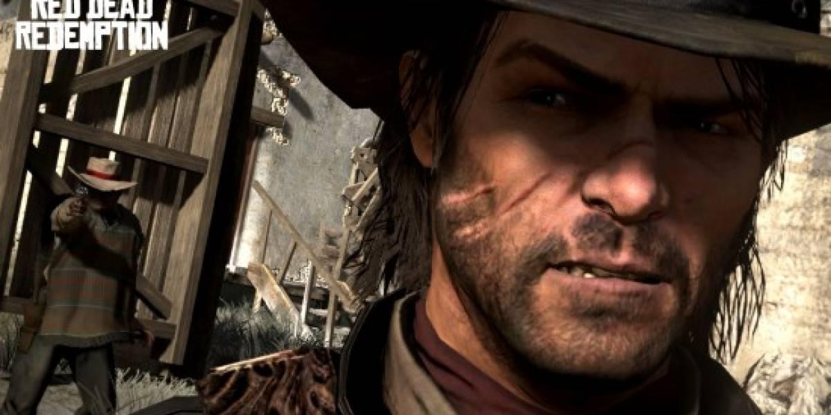 Nuevas imágenes de Red Dead Redemption