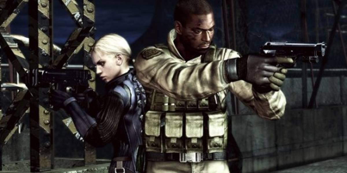 Solo la Gold Edition de Resident Evil 5 será compatible con Move
