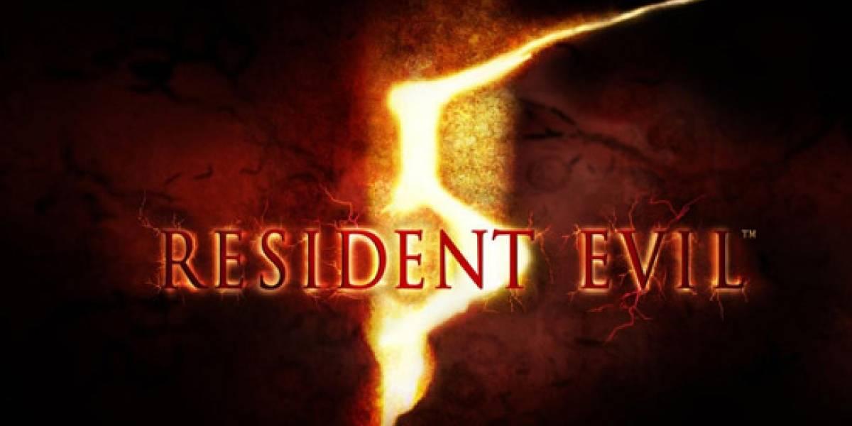Resident Evil 5 de oferta en Steam