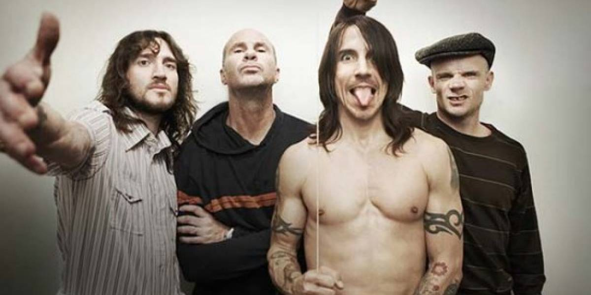 Futurología: Se viene Guitar Hero: Red Hot Chili Peppers