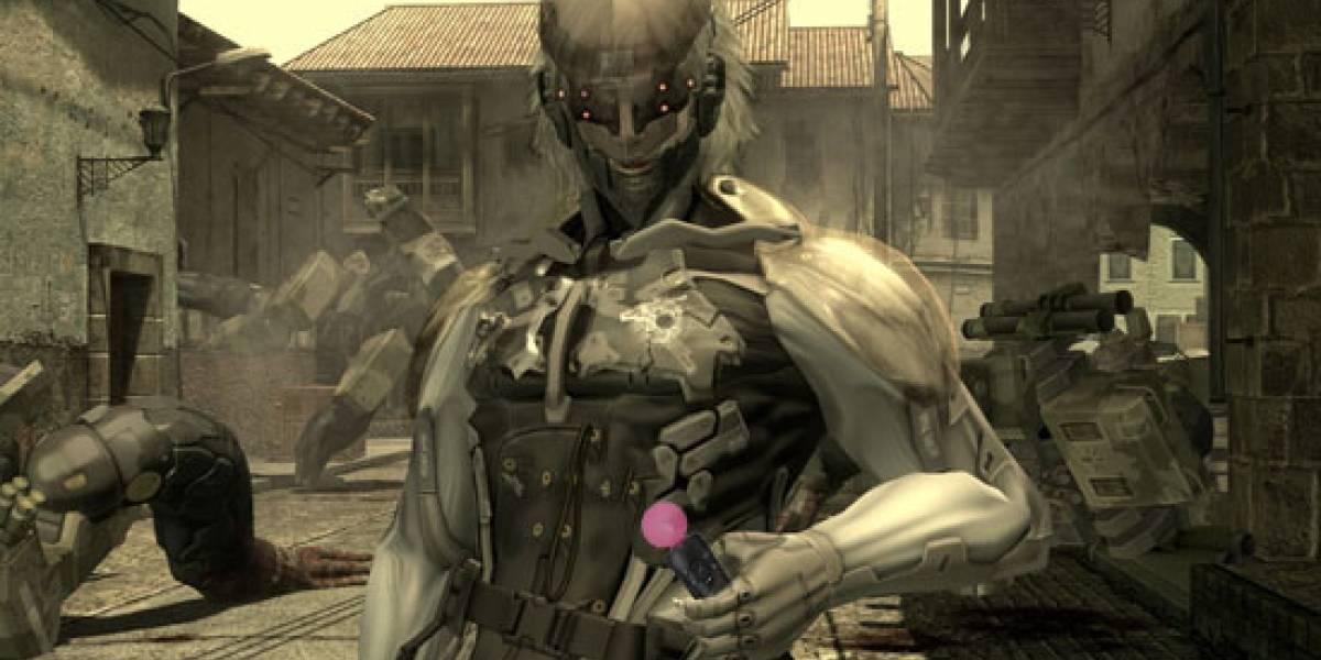 Futurología: Metal Gear Solid: Rising podría usar Move