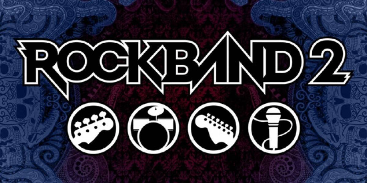 Rock Band 2 recibe parche que añade novedades y soporte para micrófonos inalámbricos