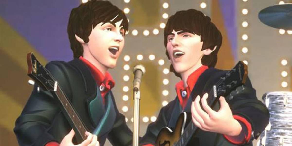 Las ventas de Rock Band Beatles superan las expectativas, pero no a Guitar Hero