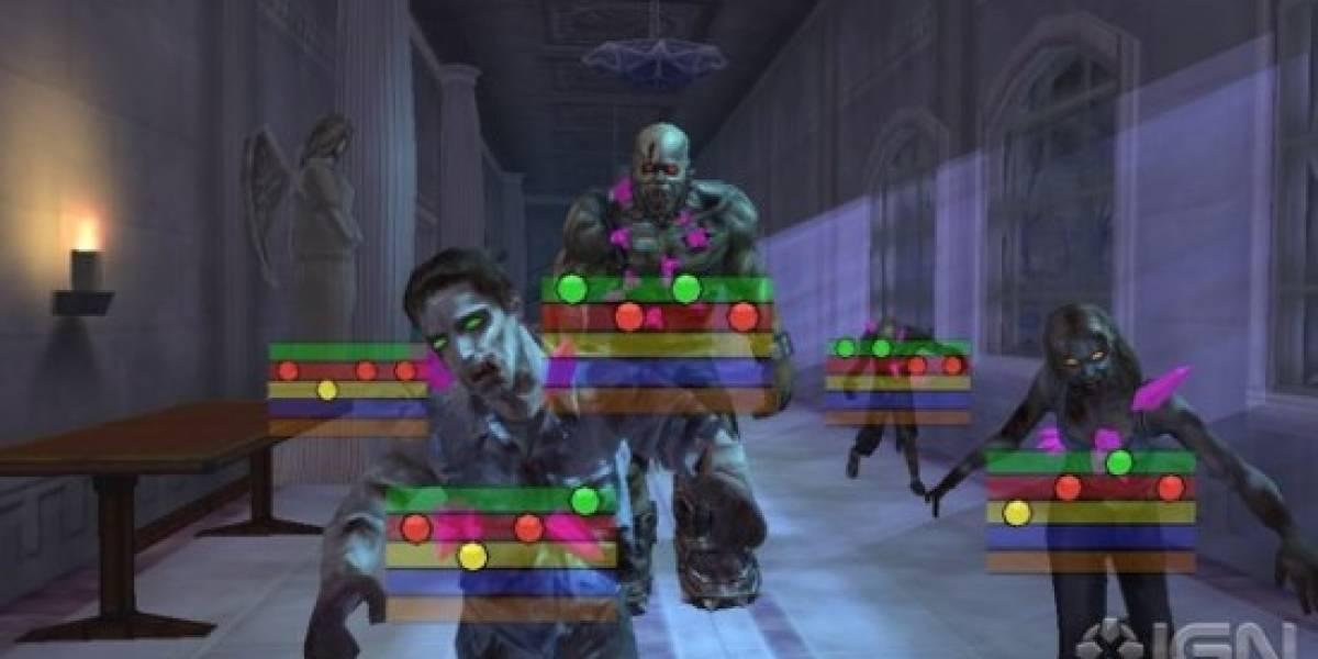Rock of the Dead para Wii combina música con Zombies