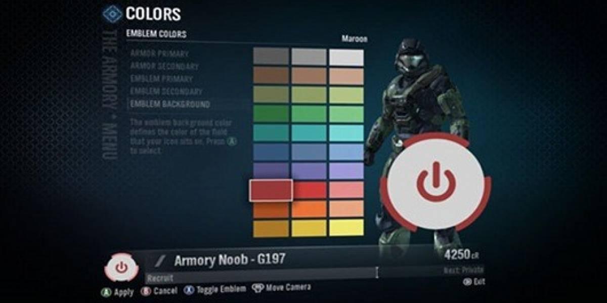 El anillo rojo de la muerte vuelve con Halo: Reach (o algo así)