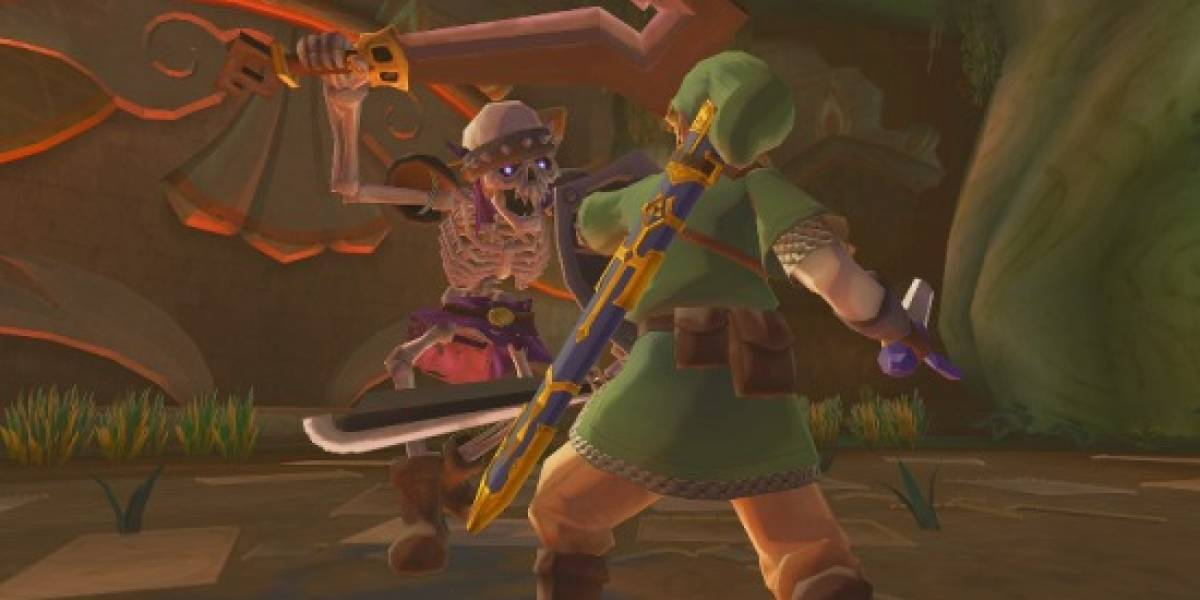 The Legend of Zelda: Skyward Sword para principios de 2011