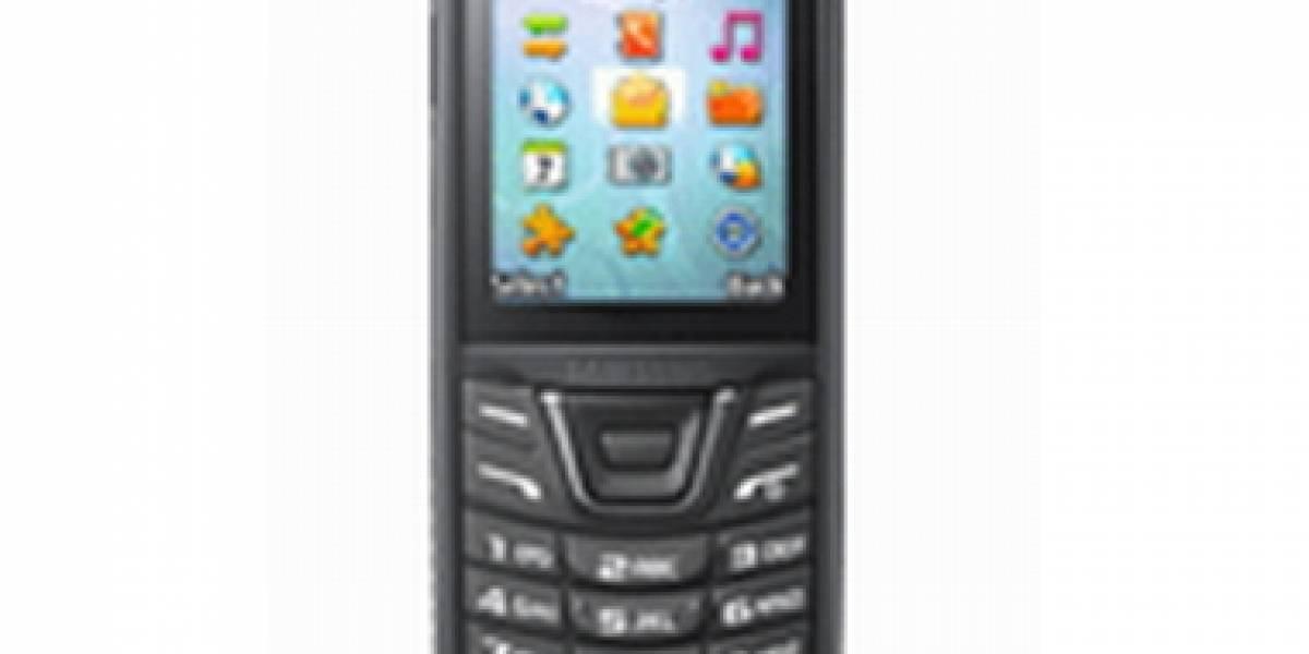 Samsung E2152, un nuevo Dual SIM que será lanzado en agosto