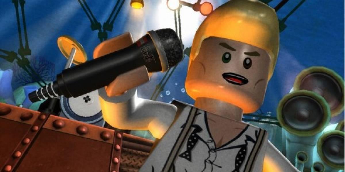 David Bowie cantará en Lego Rock Band