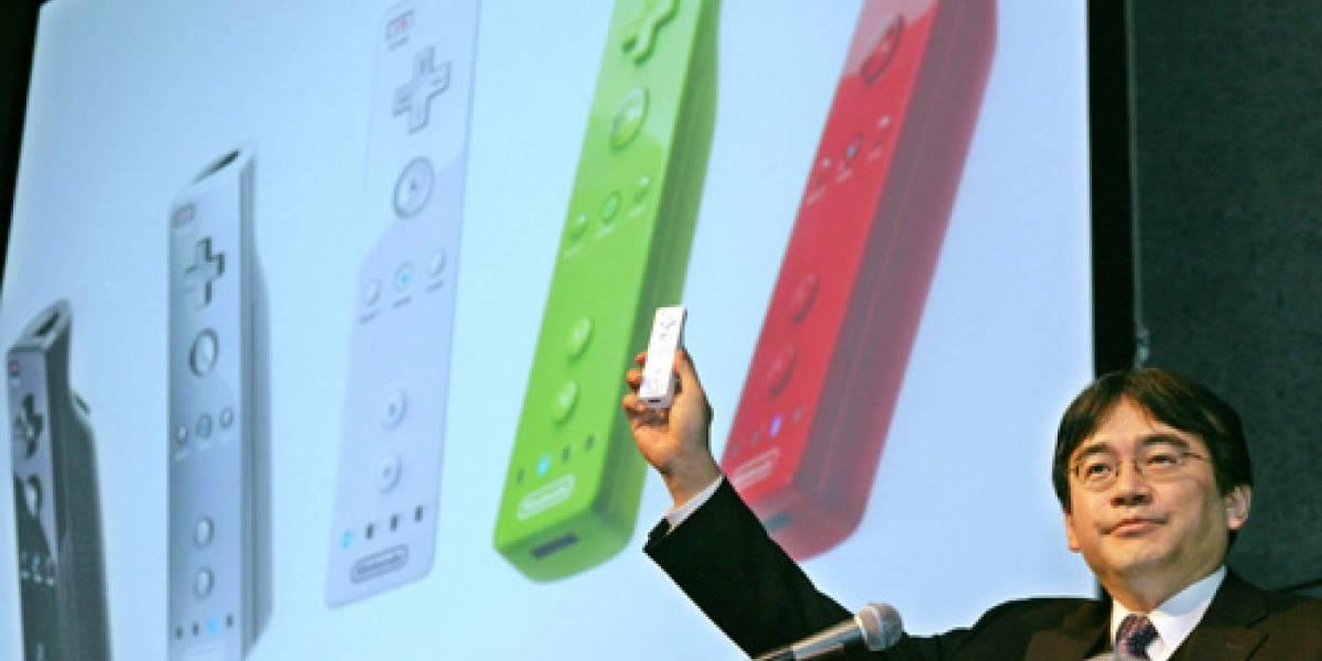 Iwata habla sobre el bajón del Wii