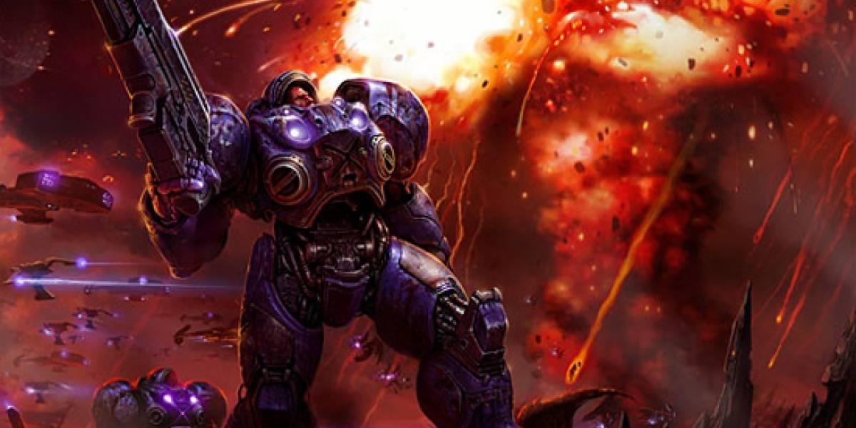 Más de 100,000 almas piden opción de LAN en StarCraft II