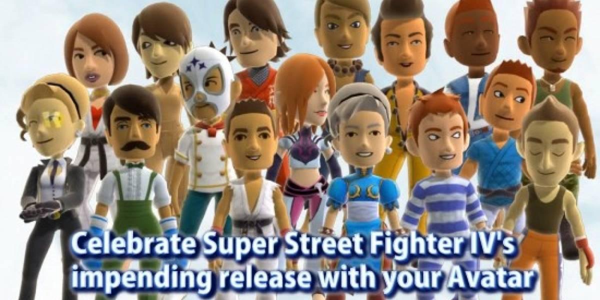 Próximamente: Viste tu Avatar de Ryu en Xbox [Captivate 2010]
