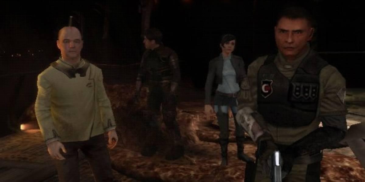 Nuevas imágenes de Dead Space Extraction [TGS 09]