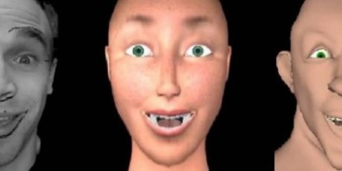 Nuestras expresiones faciales podrían llegar muy pronto a los videojuegos