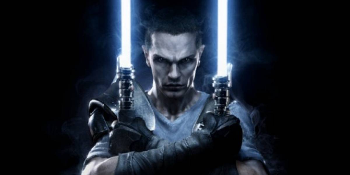 Star Wars: The Force Unleashed II desarrollándose dentro de LucasArts