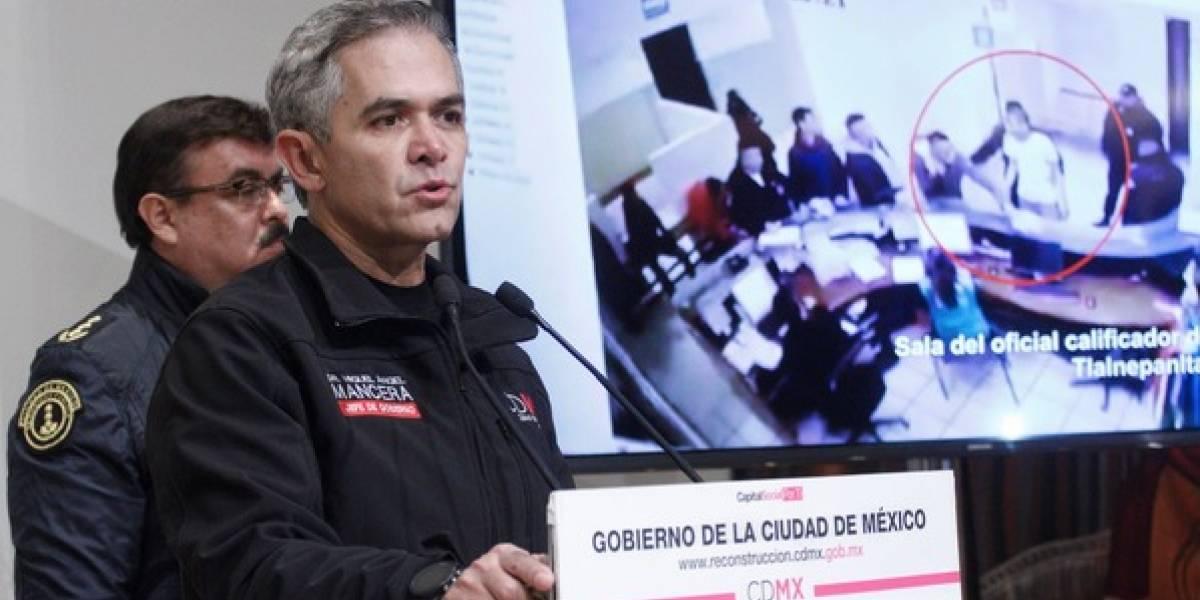 CDMX no dará información sobre salud de Marco Antonio: Mancera